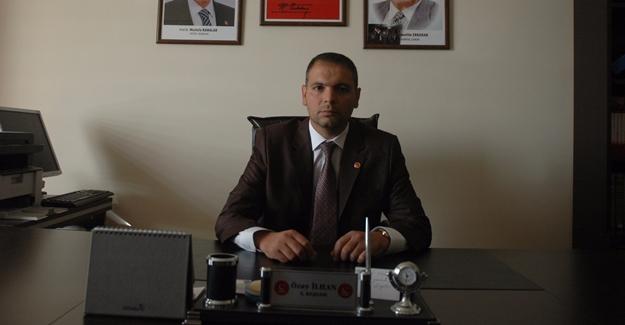 Saadet Partisi Van İl Başkanı İlhan'dan teröre lanet