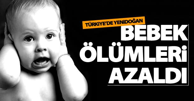 Türkiye'de yenidoğan bebek ölümleri azaldı
