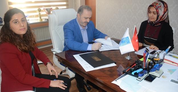 Tuşba Belediyesi ile TSE arasında protokol imzalandı