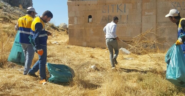 Tuşba Belediyesinden tarihi mirası koruma seferberliği