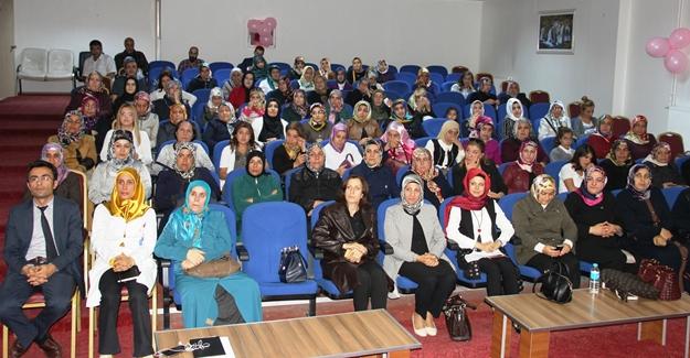 Van'da 'meme kanseri' konulu konferans