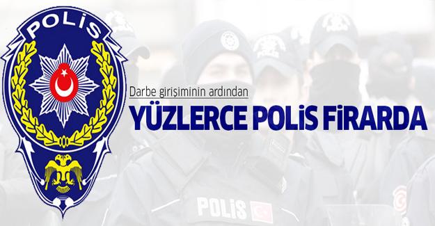 415 darbeci polis firarda