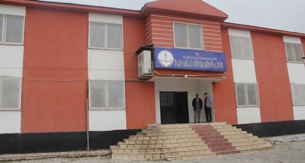 Başkale Milli Eğitim Müdürlüğü yeni binasına taşındı
