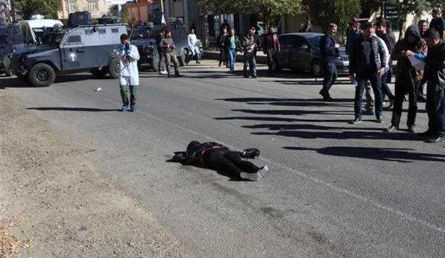 Diyarbakır'da çatışma! Van doğumlu PKK'lı öldürüldü!