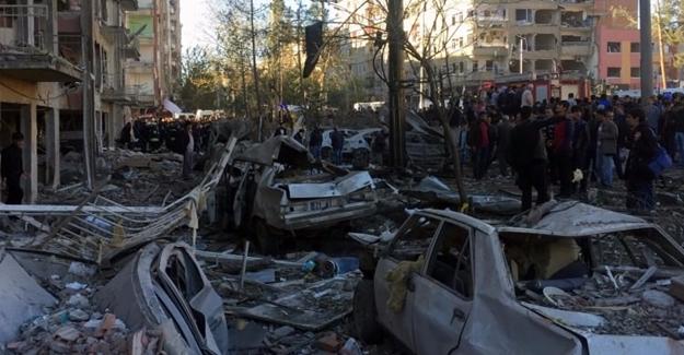 Diyarbakır Valiliği'nden patlama açıklaması!
