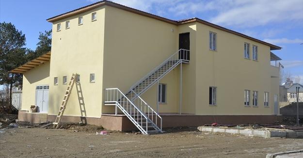 Erciş Belediyesi fırın yapımını tamamladı