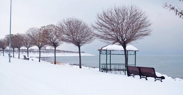 Erciş Belediyesi kışa hazır