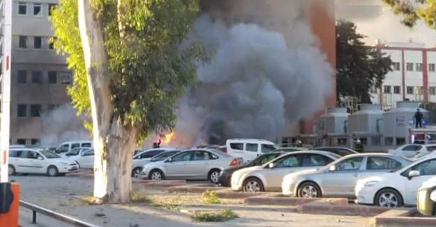 Gaziantep'te şiddetli patlama iddiası