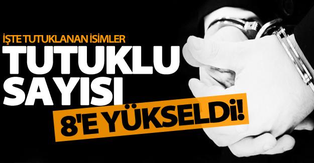 HDP'de tutuklu sayısı 8'e yükseldi! İşte tutuklanan isimler