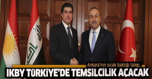 IKBY Türkiye'de temsilcilik açacak