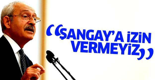 Kılıçdaroğlu'ndan Şangay 5'lisi açıklaması