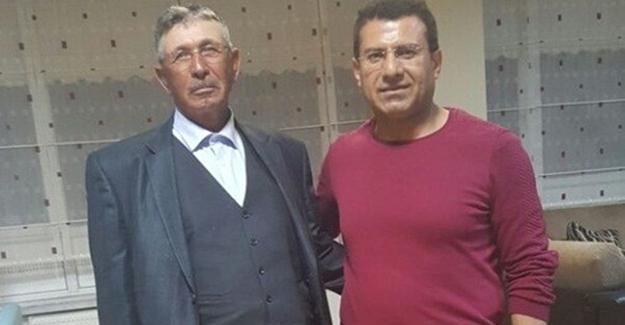 Müdür Altuner'den Ömer Halisdemir'in babasına ziyaret