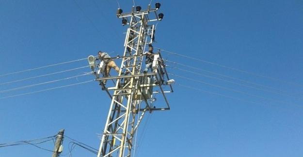 Özalp ilçesinde elektrik kesintisi
