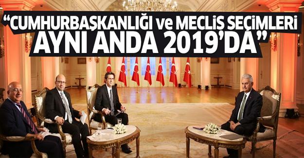 Türkiye'de seçim tarihi belli oldu