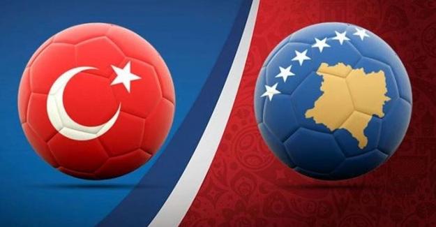Turkiye - Kosova Maci Hangi Kanalda? Saat Kacta?