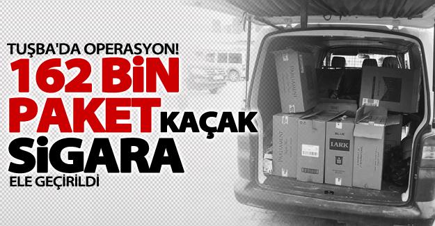 Tuşba'da operasyon! 1 kişi tutuklandı