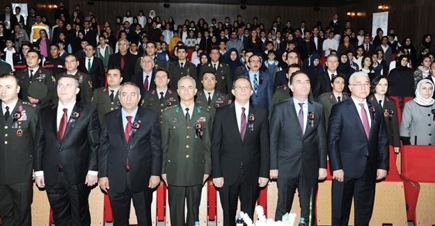 Van'da Atatürk'ü anma programı