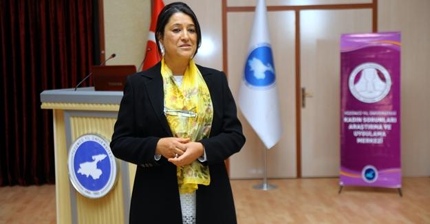 YYÜ'de 'Kadına Yönelik Şiddet' konulu konferans