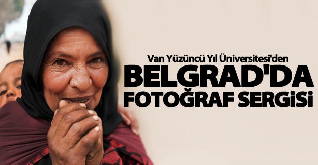 YYÜ'den Belgrad'da fotoğraf sergisi