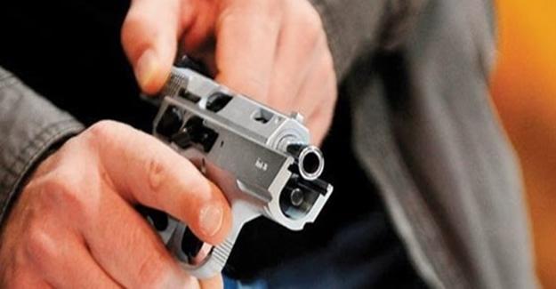 AK Parti ilçe başkanına silahlı saldırı!