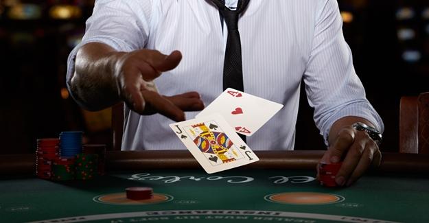 Blackjack terimleri ve anlamları