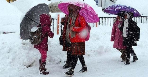 Meteoroloji uyardı: 5 kent buz tutacak