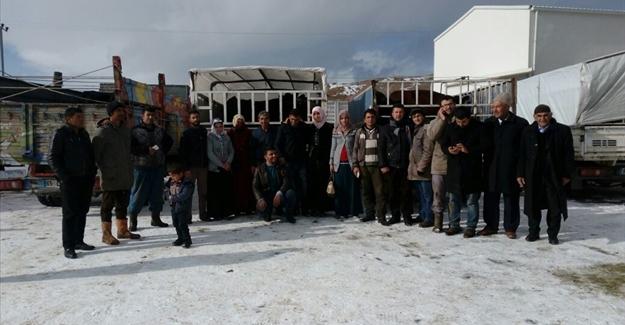 """Özalp'ta """"Genç Çiftçi Projesi"""""""