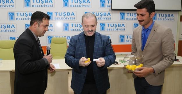 Tuşba'da Fikirler Konuşuyor projesi
