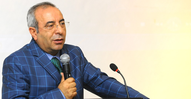 YYÜ Rektörü Battal, bombalı terör saldırısını lanetledi