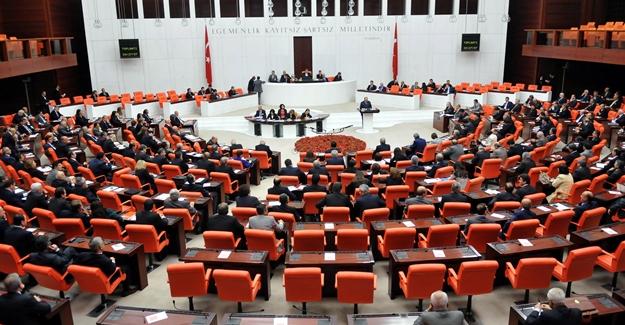 Anayasa değişikliği teklifinde 17. ve 18. maddeler kabul edildi