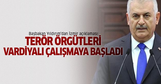 Başbakan Yıldırım'dan İzmir açıklaması