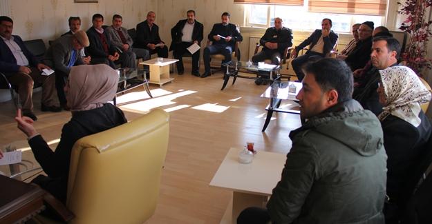 Muradiye Belediyesi'nin Ocak Ayı meclis toplantısı yapıldı
