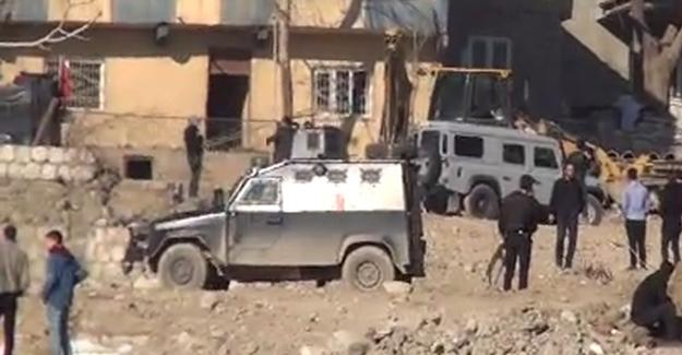 SON DAKİKA! Diyarbakır ve Şırnak'ta patlama! Yaralılar var