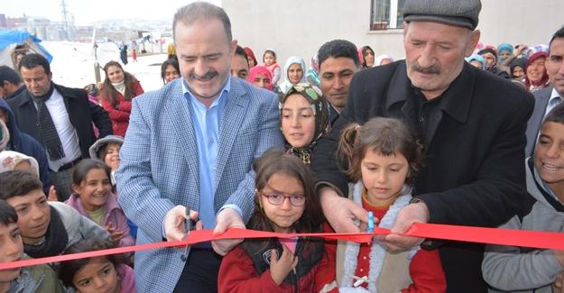 Tuşba Belediyesinden her mahalleye en az bir eğitim merkezi