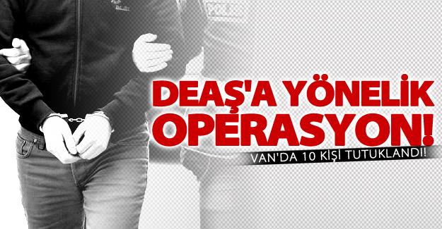 Van'da DEAŞ'tan gözaltına alınanların telefonunda bakın ne çıktı