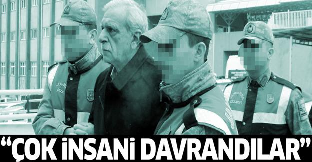 Ahmet Türk: Askerler çok insani davrandı