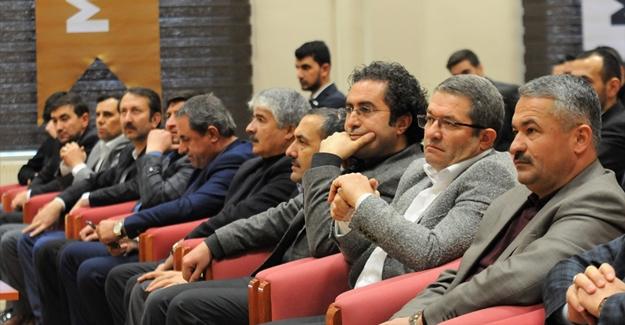Genç MÜSİAD Van Şubesi 3. Olağan Genel Kongresi