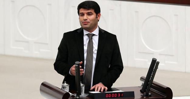 HDP'li vekil için yakalama kararı