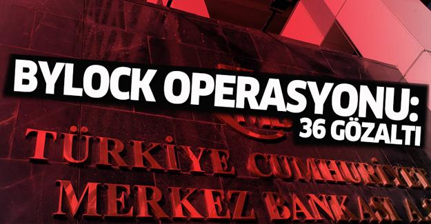 Merkez Bankası'na büyük operasyon