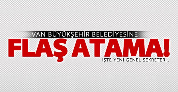 Van Büyükşehir'de şok gelişme! Mehmet Yaşar görevden alındı