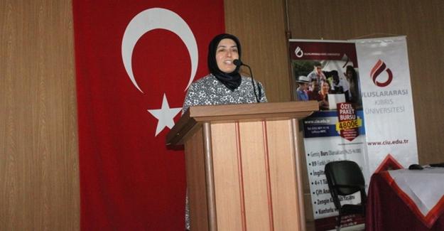Van'da öğretmenlere seminer