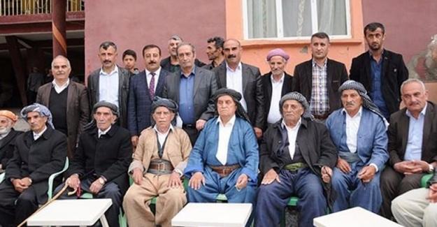 Jirki aşireti referandum kararını verdi
