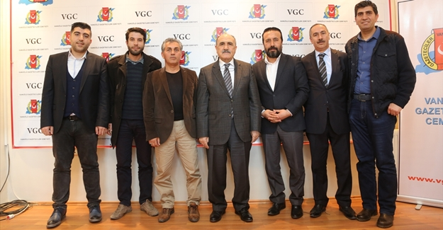 Milletvekili Atalay'dan VGC'ye ziyaret