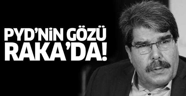 PYD Lideri Salih Müslim: Rakka'yı federal bölgeye katabiliriz