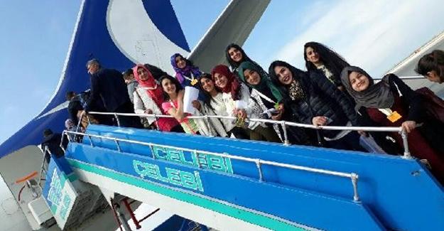 Bahçesaraylı öğrencilere Ankara ve Çanakkale gezisi