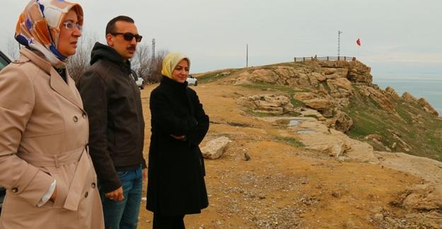 Cumhurbaşkanı başdanışmanlarından Çiçekli'ye ziyaret