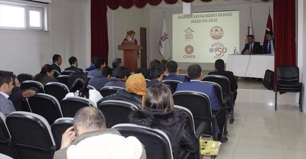 Din görevlilerine seminer