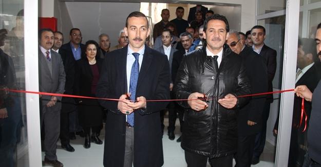 Edremit Belediyesi ek hizmet binası açıldı