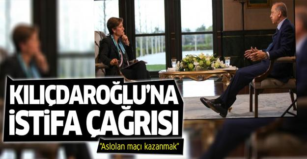 Erdoğan'dan Kılıçdaroğlu'na istifa çağrısı! 'Aslolan maçı kazanmak'