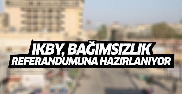 IKBY, bağımsızlık referandumuna hazırlanıyor